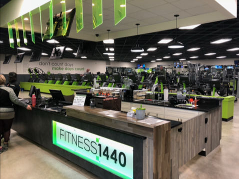 Fitness 1440 - New Tenant Build Out