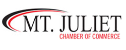 mt juliet chamber of commerce logo