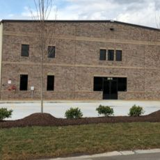 Commercial Construction - Swainston Warehouse - Nolensville - Fortune Construction