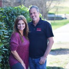 Jim and Lisa Reddick - Owners Fortune Construction